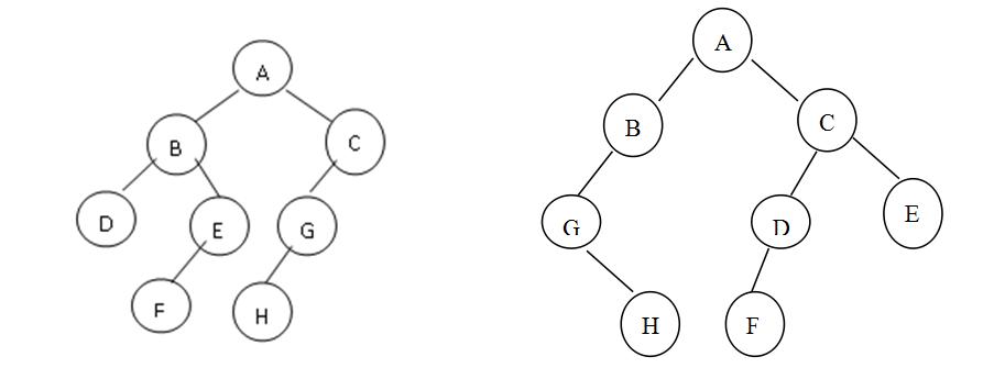 SDUT《数据结构与算法》专题训练5 二叉树